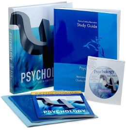 Psychology 6E with CD-ROM/Study Guide to Psychology/The Internet Guide to Psychology/Sample Examinations for Psychology 100/Succeed in College!