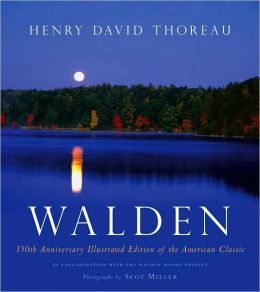 Walden: 150th Anniversary Illustrated Edition of the American Classic
