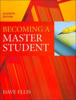 becoming a master student edition 11 by dave ellis. Black Bedroom Furniture Sets. Home Design Ideas