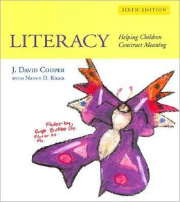 Literacy: Helping Children Construct Meaning