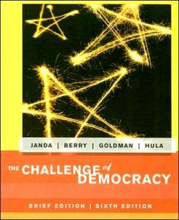 The Challenge of Democracy Brief Edition