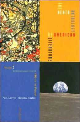 The Heath Anthology of American Literature: Volume E: Contemporary Period (1945 to the Present)