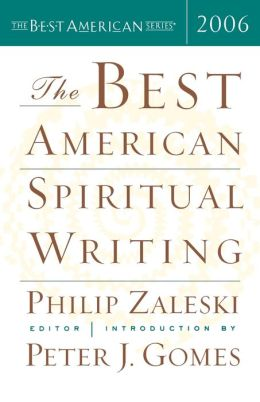 The Best American Spiritual Writing 2006