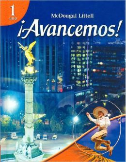 ?Avancemos!: Student Edition Level 1 2007