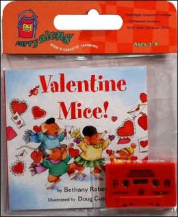 Valentine Mice! Book & Cassette