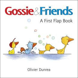 Gossie & Friends: A First Flap Book