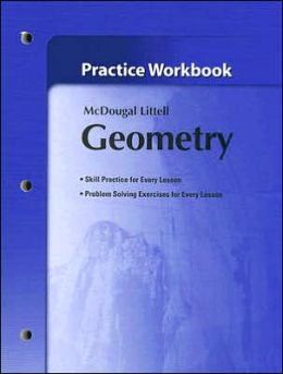 Holt McDougal Larson Geometry: Practice Workbook