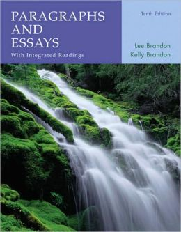 paragraphs and essays lee brandon 11th edition