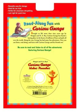 Curious George Makes Pancakes (Curious George Series)