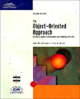 The Object-Oriented Approach: Concepts, Systems Development, and Modeling with UML, Second Edition