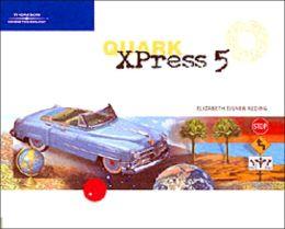 QuarkXPress 5-Design Professional