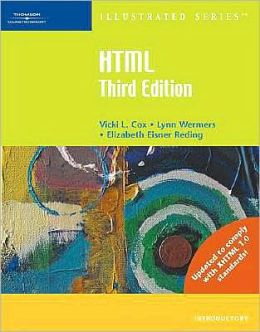 HTML Illustrated Introductory