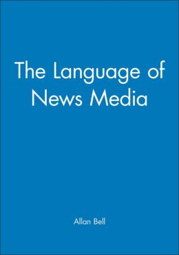The Language of News Media