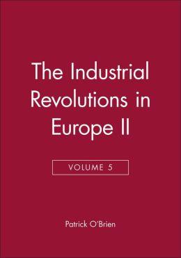 The Industrial Revolutions in Europe II