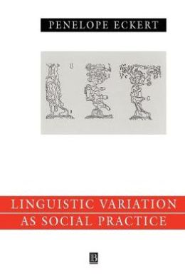 Language Variation as Social Practice: The Linguistic Construction of Identity in Belten High