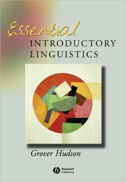 Essential Introductory Linguistics
