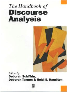 The Handbook of Discourse Analysis