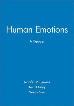 Human Emotions: A Reader