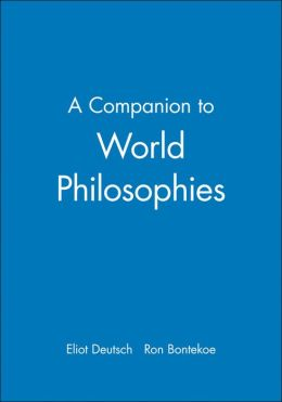 A Companion to World Philosophies