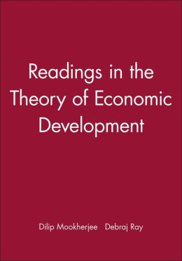 Readings in the Theory of Economic Development: Perspectives in Anthropology and Social Theory