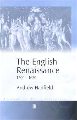 English Renaissance 1500-1620