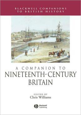 A Companion to 19th-Century Britain