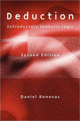Deduction: Introductory Symbolic Logic