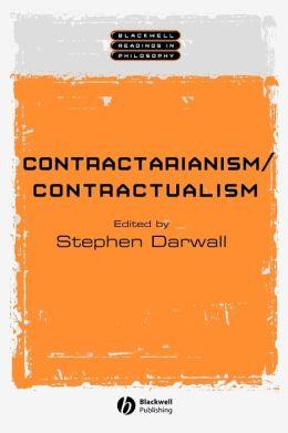 Contractarianism/Contractualism