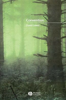 Convention: A Philosophical Study