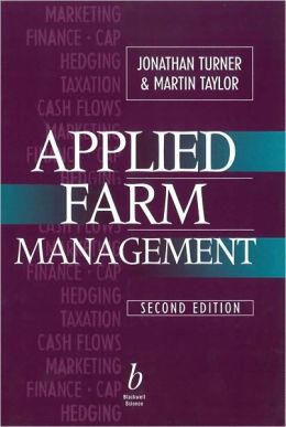 Applied Farm Management