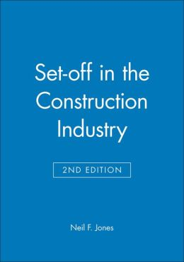 Set-off in the Construction Industry