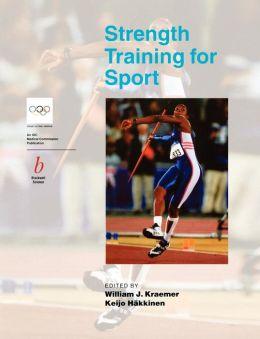 Strength Training for Sport: Olympic Handbook of Sports Medicine