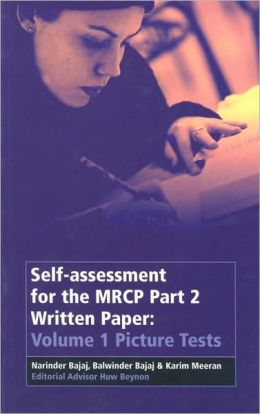 Self-Assessment for the MRCP Written Paper: Picture Tests