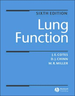 Lung Function: Physiology, Measurement and Application in Medicine