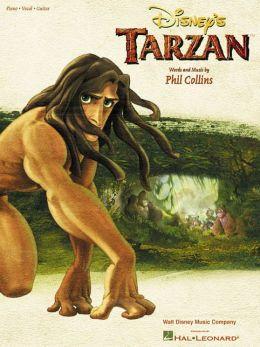 Disney's Tarzan: Piano/Vocal/Guitar: (Sheet Music)