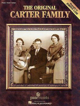 The Original Carter Family: Biography by Johnny Cash