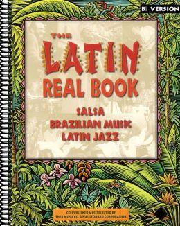 Latin Real Book - Eb Edition