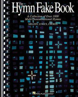 The Hymn Fake Book