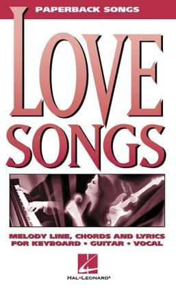 Love Songs: Paperback Songs