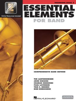 Essential Elements 2000: Trombone