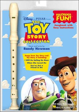The Toy Story Collection Recorder Fun!