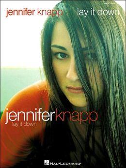 Jennifer Knapp: Lay It Down