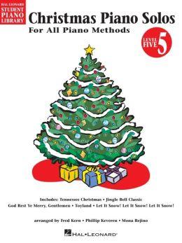 Christmas Piano Solos: Level 5