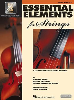 Essential Elements 2000 for Strings - Viola