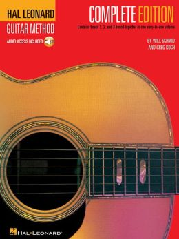 Hal Leonard Guitar Method: Bound Together in One Easy-to-Use Volume