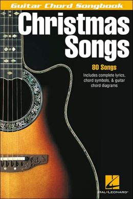 Christmas Songs - Guitar Chord Songbook