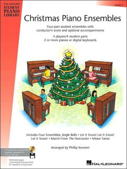 Christmas Piano Ensembles: Level 5