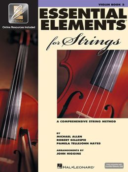 Essential Elements 2000 for Strings: Violin Book 2