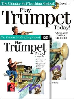 Play Trumpet Today Beginner's Pack (with CD and DVD)