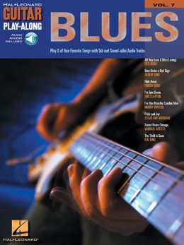 Blues Guitar Play-Along